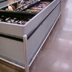 Floor Rail