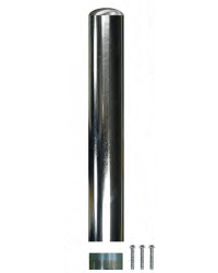 Threaded Galvanized Bollard