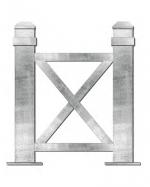 X-Frame Bollard