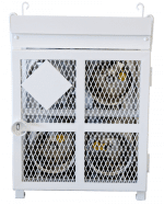 Gas Exchange Cage