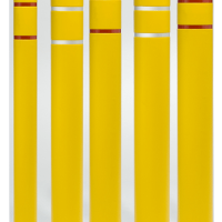 Yellow Post Guard Covers, Bollard Covers
