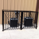 A/C Security Cage