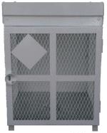 30lb 4 Count Gas Cage