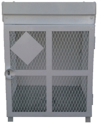 30lb 4 Count Gas Cage