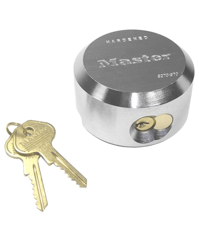 Master Lock Designed For Puck Lock System Puck Lock