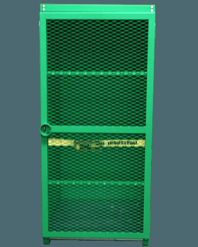 Oxygen Storage Cage 9 Cylinder Capacity