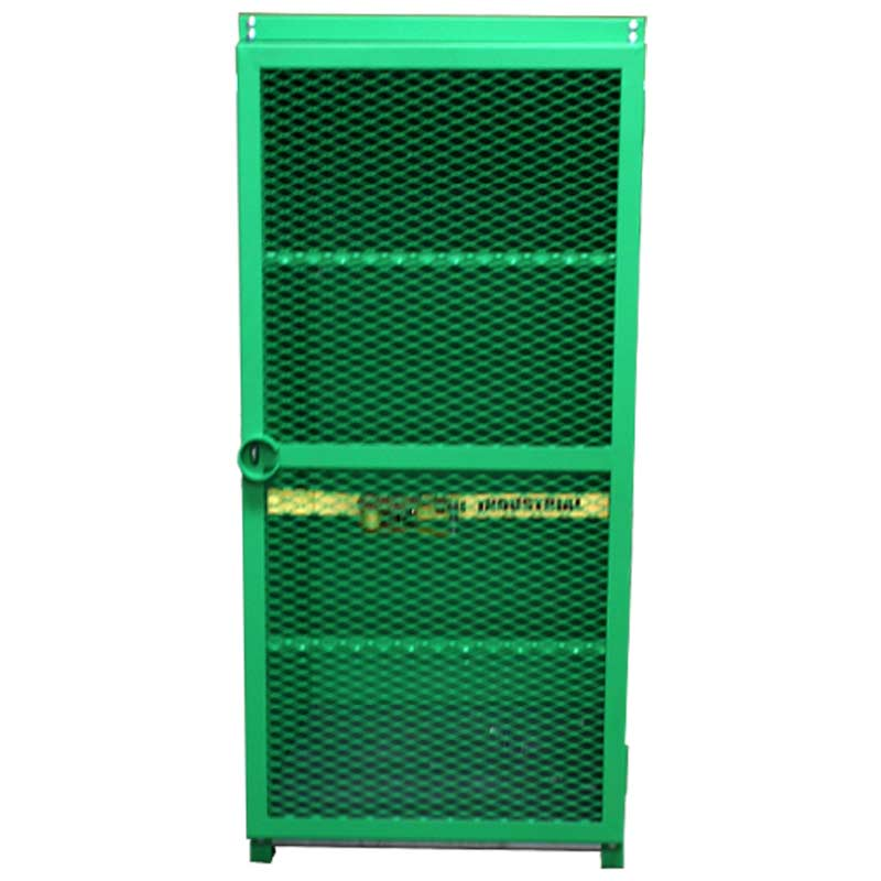 Propane Gas Cages